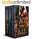 Royal Dragon Shifters of Morocco: Books 1 - 3 Box Set: A Red Letter Hotel Paranormal Romance