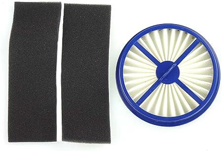 Filtro Hepa para aspirador Ufesa FA0620 para modelos: AS2120: Amazon.es: Hogar