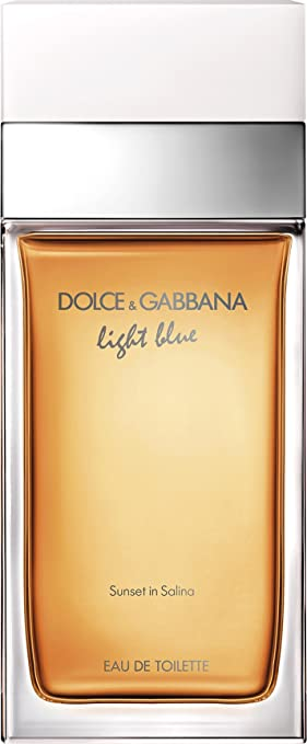 1c34aed4 Image Unavailable. Image not available for. Color: Dolce & Gabbana Light  Blue Sunset In Salina ...