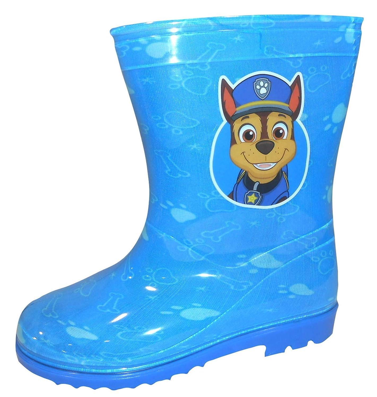 bc8340ac11 Paw Patrol Boys Wellington Rain Boots: Amazon.co.uk: Shoes & Bags