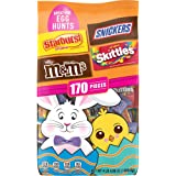 Mars Skittles, Starburst, Snickers & M&M'S Fun & Minis Size Easter Candy Variety Mix, 68.98-Ounce 170 Piece Bag
