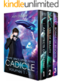 Cadicle Omnibus (Volumes 1 - 3): An Epic Science-Fantasy Space Opera Series