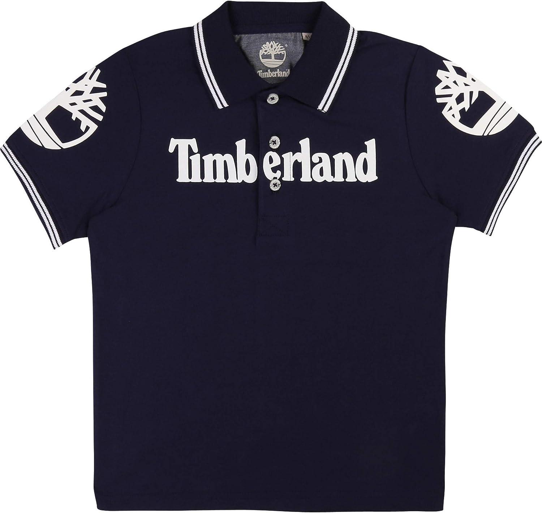 Timberland Polo Manches Courtes Bambino