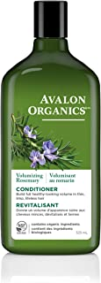 product image for Avalon Organics Conditioner, Rosemary, 11 Ounce (Pack of 3)