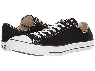 buty skate na stopach o na wyprzedaży Converse Unisex Low TOP Black Size 8 M US Women / 6 M US Men
