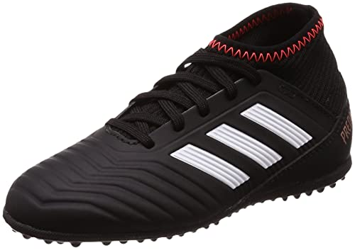 fa02e0f7c99 adidas Unisex Kids' Predator Tango 18.3 Tf Gymnastics Shoes, (Core  Black/FTWR