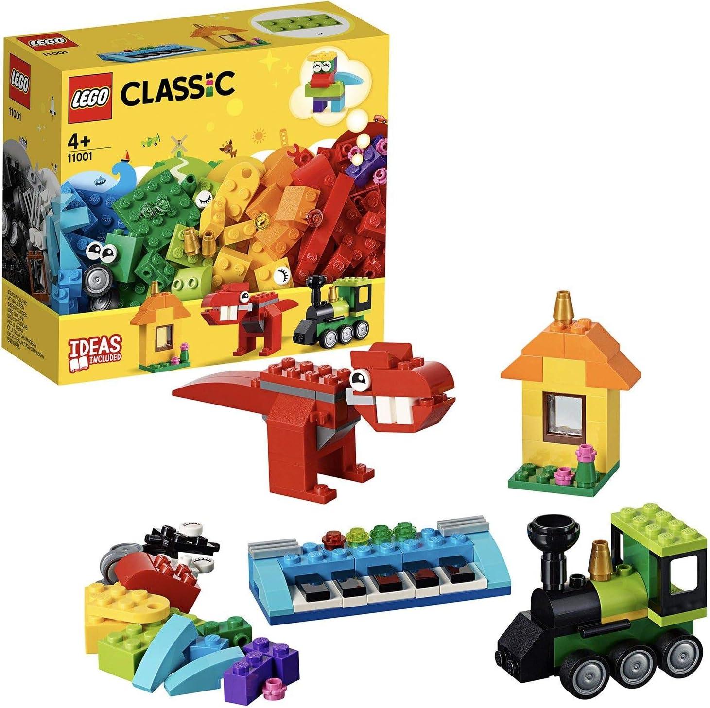 Lego 11001 Classic Bricks And Ideas Construction Toy Lego Amazon Co Uk Toys Games