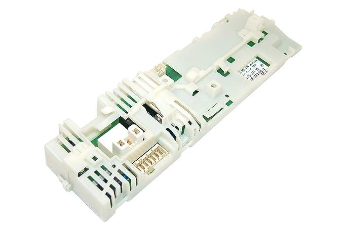 Original Bosch Lavadora Control Module PCB 432218: Amazon.es ...