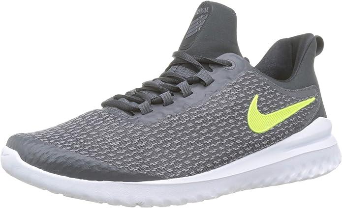 Nike Roshe Run Herren Schwarz Dim grau sneakers de Sale