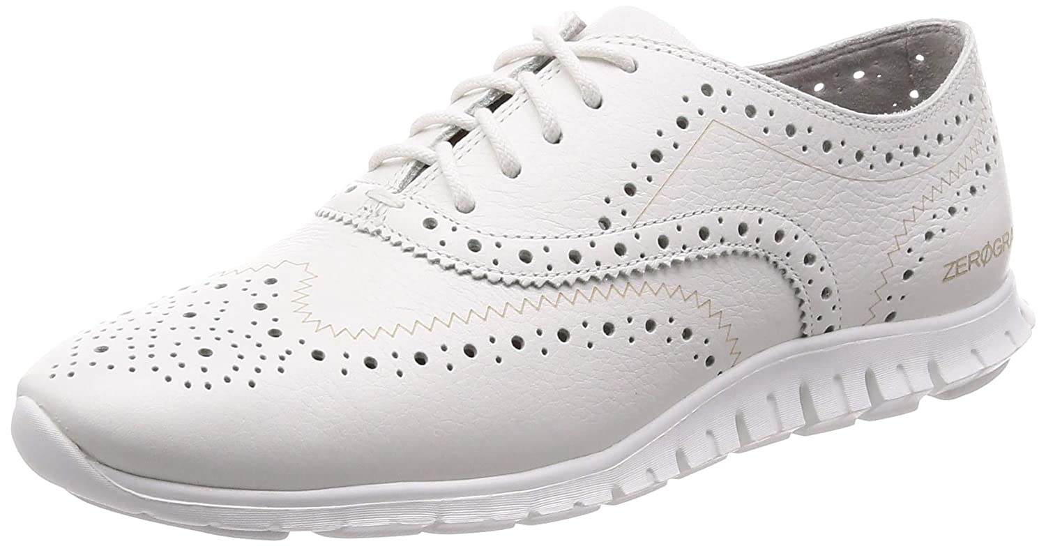 cc47068bd5a11 Cole Haan Women's Zerogrand Wing-Tip Oxford: Buy Online at Low ...