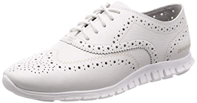 b0e0bafb0e3d Cole Haan Women s Zerogrand Wing Oxford Open Hole
