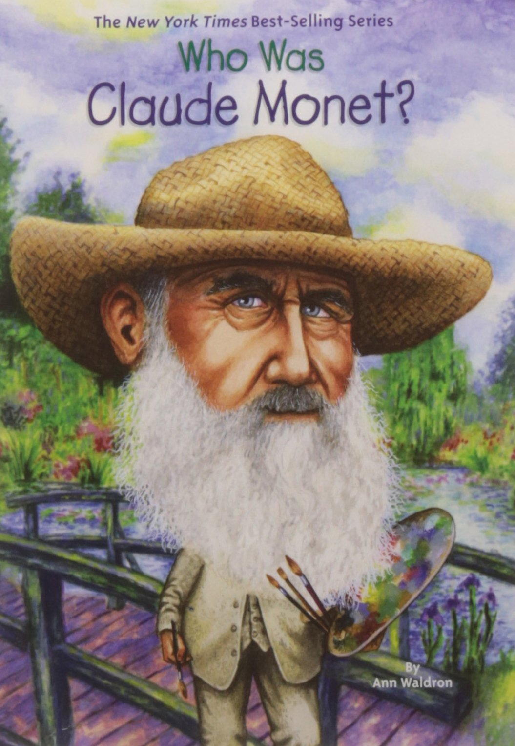 Who Was Claude Monet Waldron product image