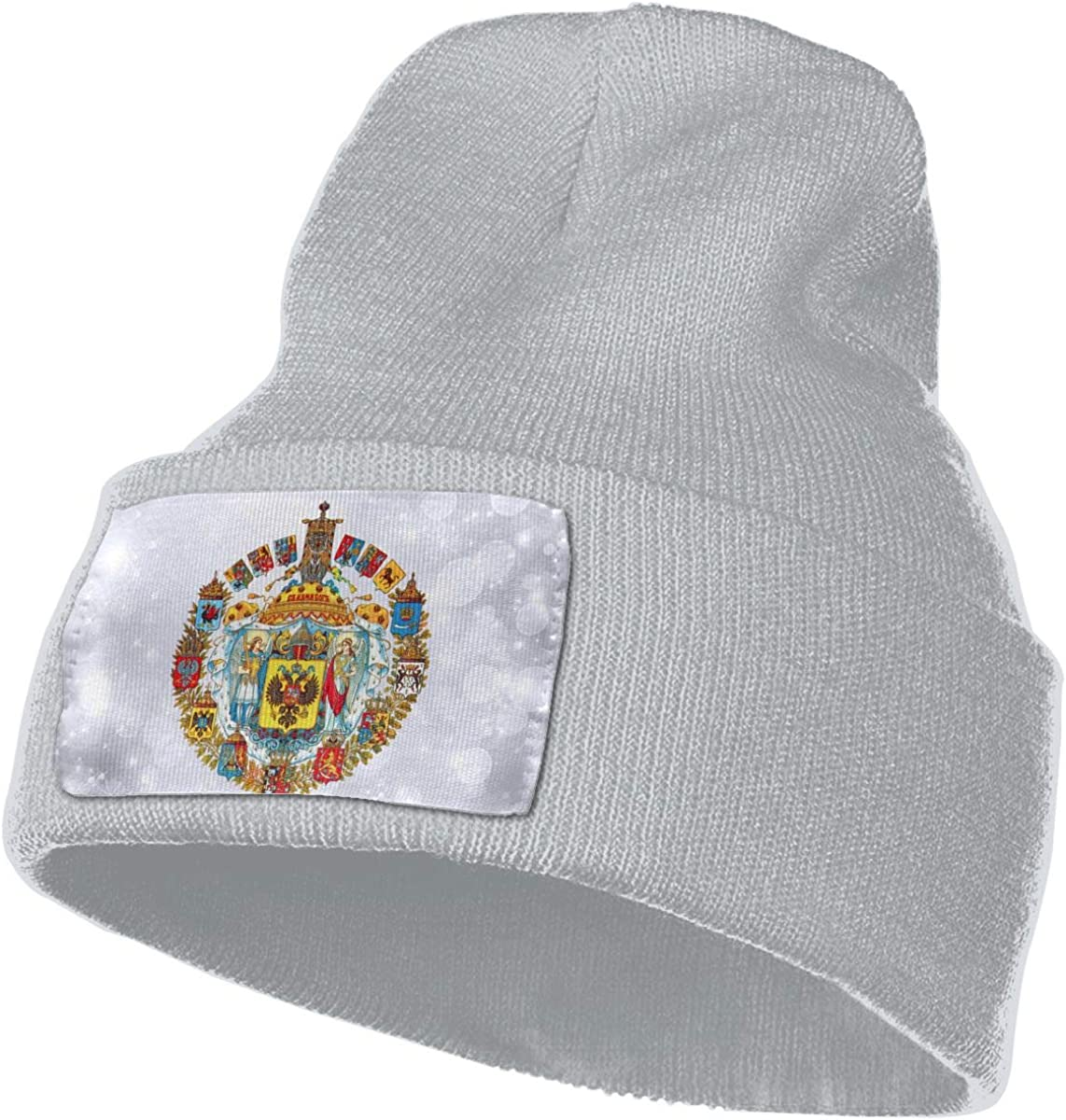 JimHappy Russian Empire Hat for Men and Women Winter Warm Hats Knit Slouchy Thick Skull Cap