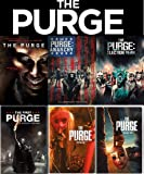 The Purge Ultimate Film and TV Series Collection