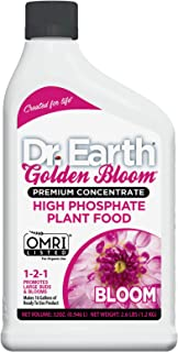 product image for Dr. Earth Golden Bloom High Phosphate Plant Food 32 oz Concentrate