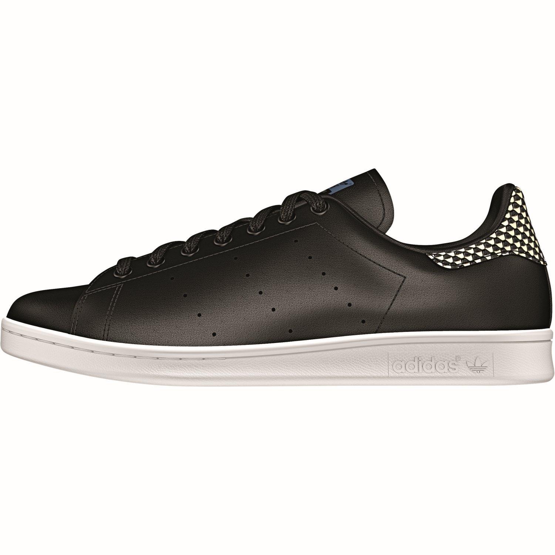 2ed88584dc adidas Originals Stan Smith Baskets Noir S75318 50%OFF ...