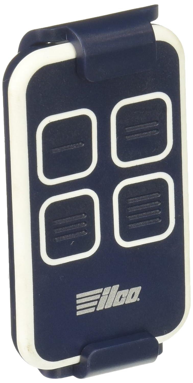 Ilco ez-4uユニバーサル住宅用&ゲートガレージドアリモート Pack of 2 ブルー EZ4U-00-51 1 B01M7OZHC0 12909 Pack of 2|ブルー ブルー Pack of 2