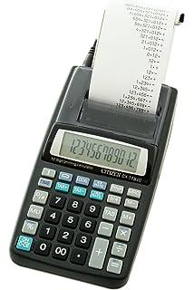 LEO 1232 A Tischrechner//Druck