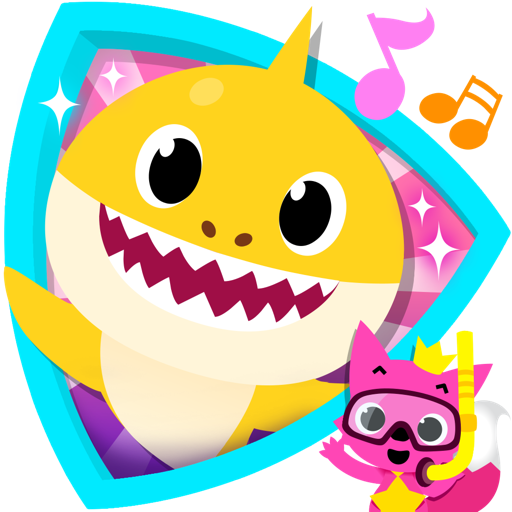 Ball Music Book - PINKFONG Baby Shark