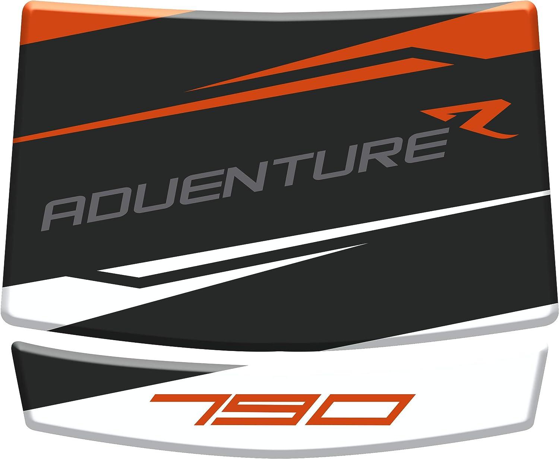 PARASERBATOIO ADESIVO RESINATO EFFETTO 3D compatibile con K.T.M Adventure 790 R