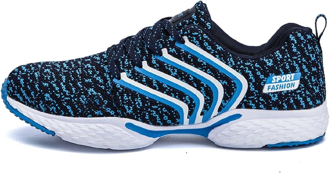 T-Gold Zapatillas de Running para Hombre Aire Libre Fitness y Deportes Zapatillas de Tenis