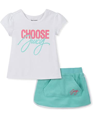 b6f7a3d5a Juicy Couture Girls' 2 Pieces Scooter Set