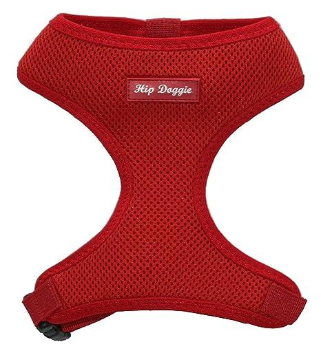 Amazon.com : Award Winning, Hip Doggie Ultra Comfort Red Mesh ...