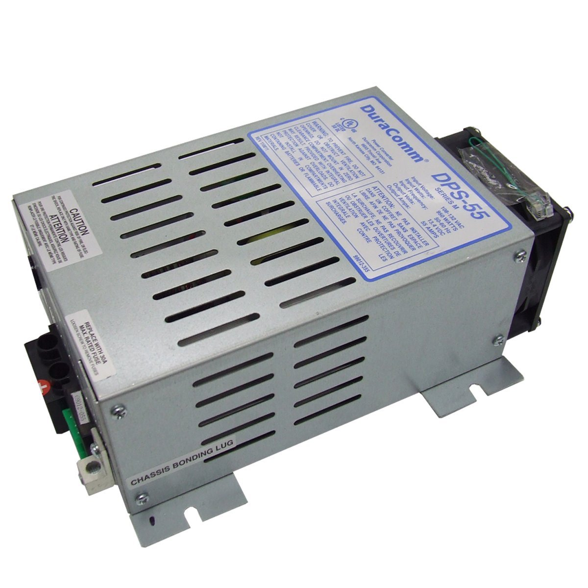 DuraComm DPS-55 Power Source Utilities with Low Noise Supply