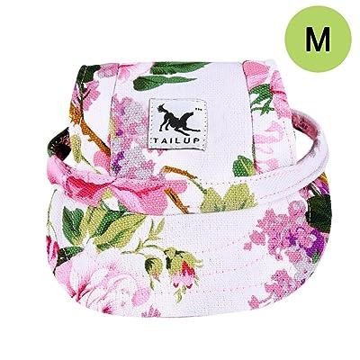 Cade Flower Pattern Nylon Baseball Cap/Dogs Hat/Visor Cap