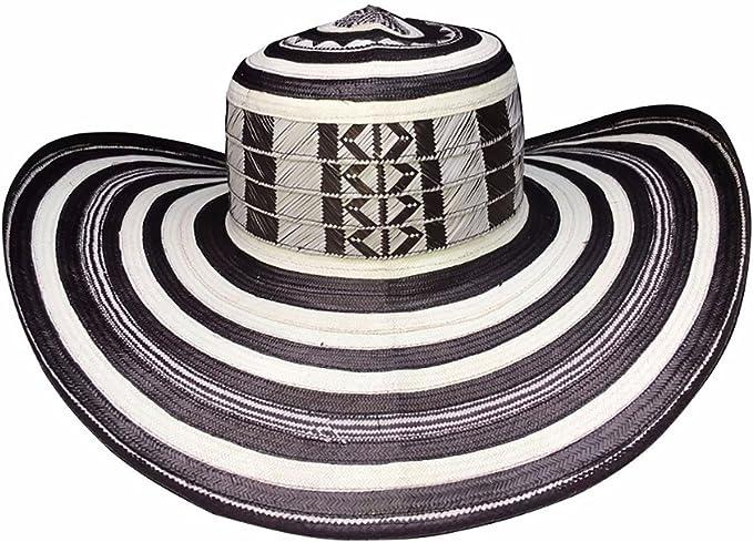 Sombrero Original Colombiano Vueltiao 21 Vueltas Hecho de Caña ...
