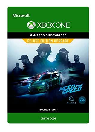 Amazon Com Need For Speed Deluxe Edition Upgrade Xbox One