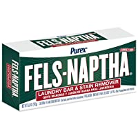 Deals on Fels Naptha Laundry Bar and Stain Remover, 5 Ounce