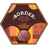 Border Biscuit Dark Chocolate Gingers Gift Box 500 g (Pack of 1)