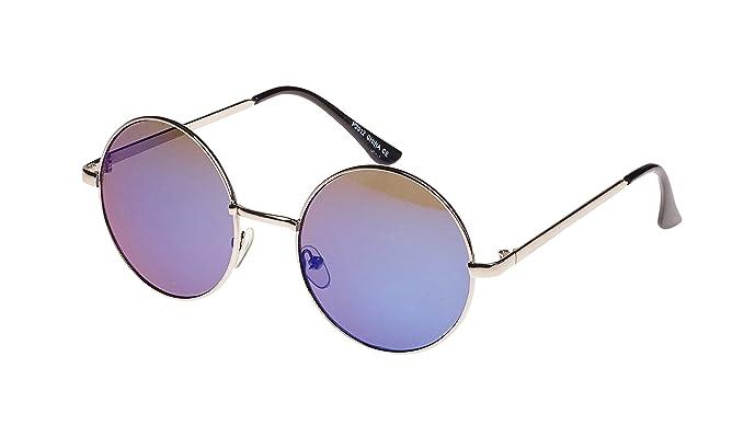 Revive Eyewear Oversize Lennon gafas de sol azul Blue SIlver