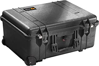 product image for Pelican 1560 Case With Padded Dividers (Black)