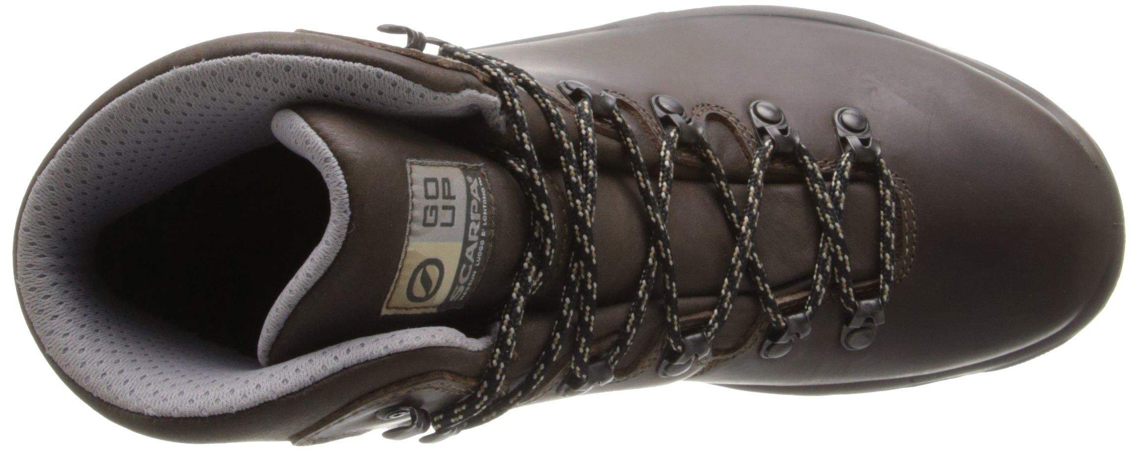 Scarpa Womens Women's Terra GTX Hiking Boot,Brown,42 EU/10 M US by SCARPA (Image #7)