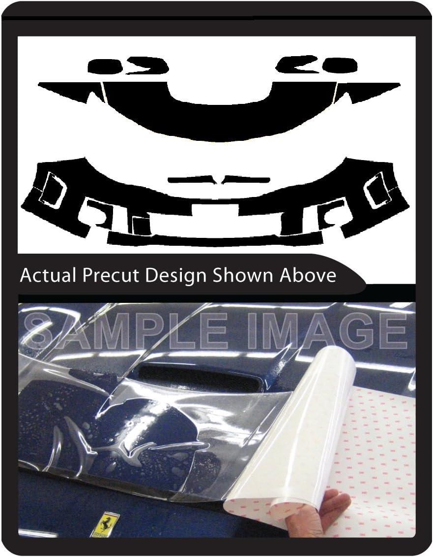 3M Scotchgard Paint Protection Film Clear Pre-Cut Fits 2015 2016 Subaru Impreza