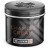 VeloSkin Crema para badanas para Ciclistas y Ciclismo - Premium Anti Rozaduras. Crema para badanas Adecuada para Mujeres.