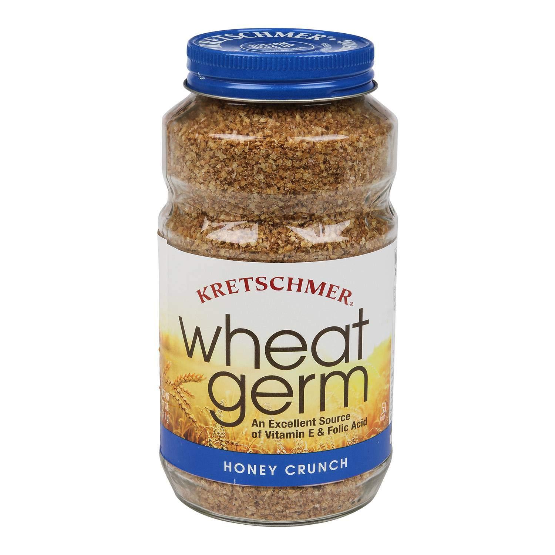 Kretschmer Wheat Germ Honey Crunch 11 Oz (Pack of 2)