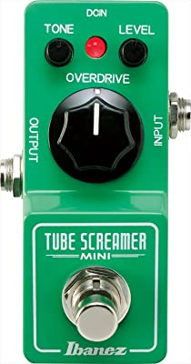 Ibanez Tube Screamer Mini Overdrive Pedal