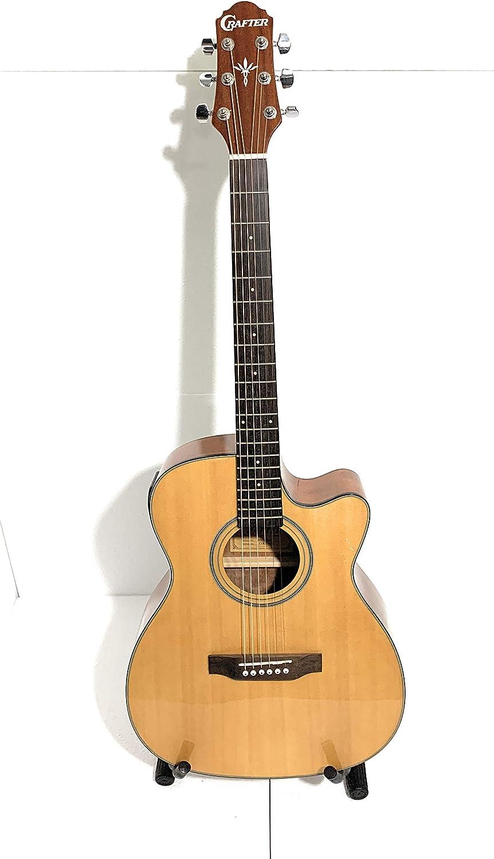 Guitarra Acústica electrificada Crafter hte-250NT