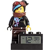 The LEGO Movie 2 Wyldstyle Minifigure Alarm Clock