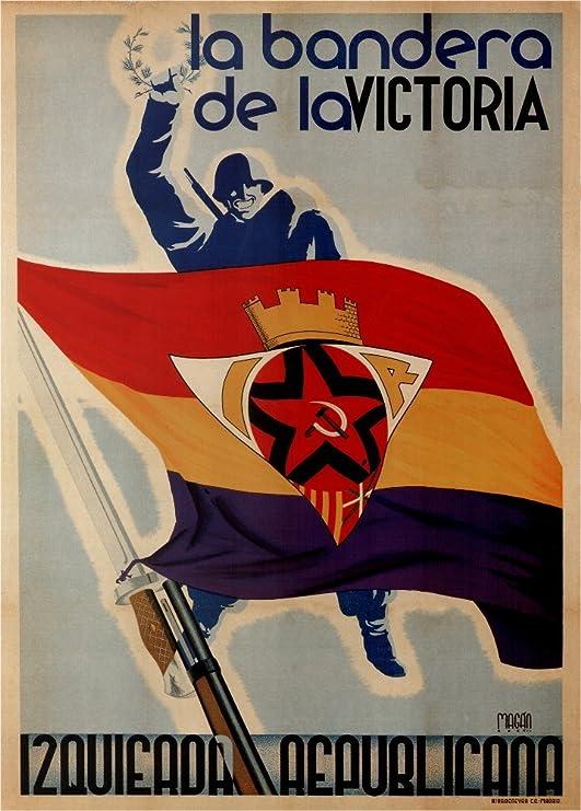 Guerra Civil Española Vintage 1936-39 Propaganda de la ...