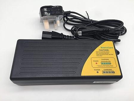 Cargador Inteligente 42V 1.8A para Bicicleta eléctrica con batería ...