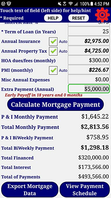 Calculate Extra Payment On Mortgage theminecraftservercom Best