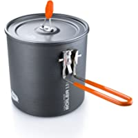 GSI Outdoors, Halulite Boiler, The Perfect Packable Pot, Superior Backcountry Cookware Since 1985