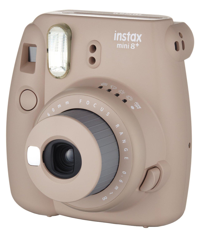 Fujifilm Instax Mini 8 Instant Film Camera Cocoa Lomography Lenses San Sebastian Edition With 2 X 10 Shoots Total 20 Colorful Photo Frame Stickers Pcs