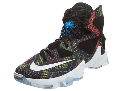 Nike Mens Lebron XIII BHM Multi-Color