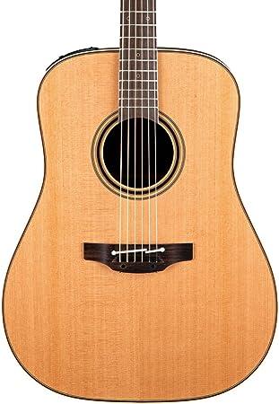 TAKAMINE Pro Series 3 Dreadnought acústica guitarra eléctrica Natural: Amazon.es: Instrumentos musicales