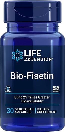 Life Extension Bio-Fisetin, 30 Count